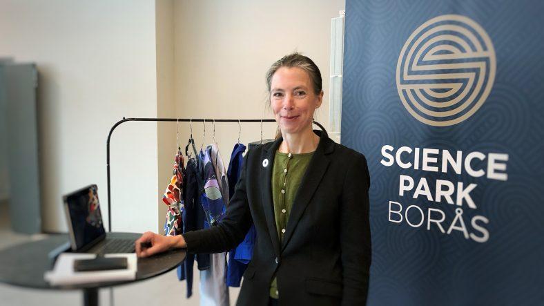 Birgitta Losman, hållbarhetsstrateg vid Science Park Borås