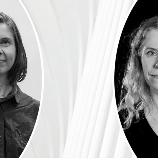 Holly McQuillan och Anki Olsson