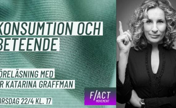 Föreläsning med Katarina Graffman 22 april 2021
