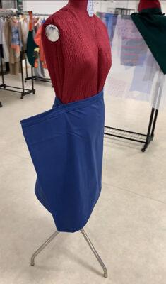 Prototypen Imogo Blue Skirt